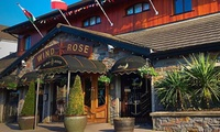 Sirloin Steak Meal for Two or Four at The Windrose Bar & Bistro (Up to 46% Off)