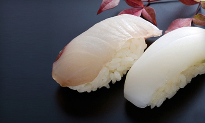 Akasaka Restaurant - Federal Way: Korean and Japanese Cuisine at Akasaka Restaurant (Half Off). Three Options Available.