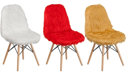 Shaggy Dog Accent Chairs