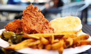 Fat Boys Jerk and Soul Food: $6 for $10 Worth of Food at Fat Boys Jerk and Soul Food