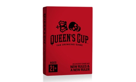 Queen's Cup: The Drinking Game Card Deck 582e94f8-7583-11e7-a126-00259069d868