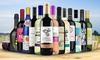 Heartwood & Oak: 13 Bottles of Wine with Four Govino Glasses from Heartwood & Oak (Up to 80% Off)