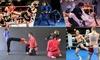 Five Martial Arts Classes
