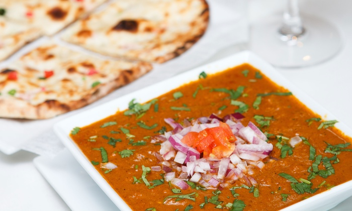 Alcove Restaurant - Capitol District: Indian Dinner for Two, Four, or Six at Alcove Restaurant (Up to 48% Off)