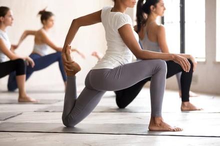 Sandstone Yoga Sutton Coldfield