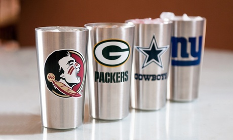 NFL Stainless Steel Travel Thermo Cup (12 Fl. Oz.) ea569456-bc35-484d-9ec9-bb29ed0d63da