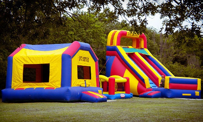 HappyJumper.com - Irving: $75 for $150 Worth of Bounce-House and Concession-Equipment Rentals from HappyJumper.com