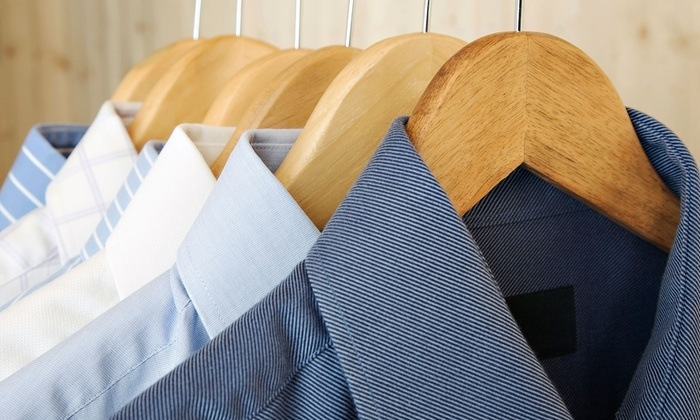 Max Q Cleaners - Lynnwood: $16 for $40 Worth of Dry Cleaning from Max Q Cleaners