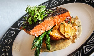 O'Bistro: New American Lunch or Dinner at O'Bistro (Up to 36% Off)