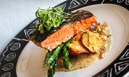 New American Lunch or Dinner at O'Bistro (Up to 36% Off)
