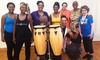 AFROBICS - The Waldorf Culture Center: 5 or 10 10 Aerobics Dance Classes at AFROBICS (Up to 57% Off)