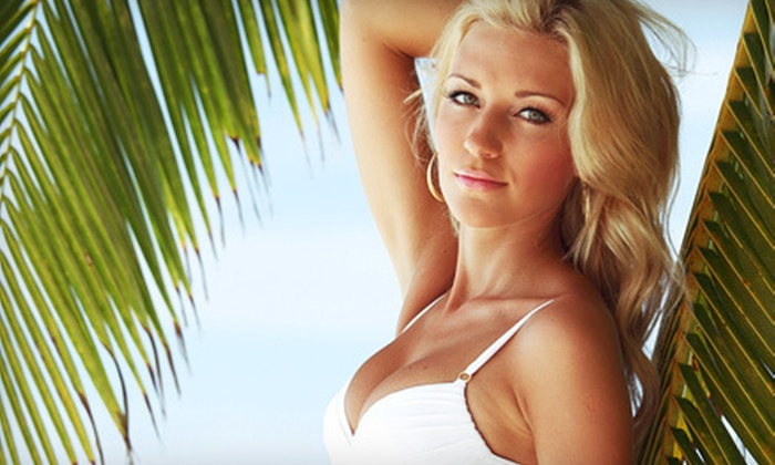 Diva Sprays - Somerset Manor: Two, Four, or Six Custom Spray Tans at Diva Sprays (Up to 64% Off)