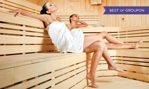 Centre thermal Phoenix: 1 journée d'accès au Sauna Phoenix à Landen à partir de € 9,99