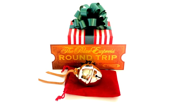 up to 70 off custom sleigh bell and polar express ticket