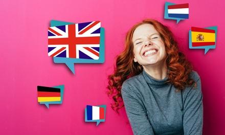 Ontwikkel jezelf met 1 of 2 online taalcursussen met 624 maanden toegang bij Captain Language