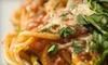 Ristorante Italiano - Eastside: Lunch or Dinner at Ristorante Italiano Santa Cruz (Half Off)