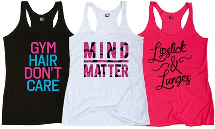 Women's Fitness Tanks
