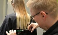 Haarschnitt inkl. Kopf- und Nacken-Massage, opt. mit Haarkur, bei Andreas Stettin Colour And Style (bis zu 49% sparen*)
