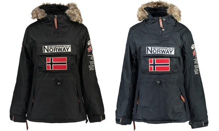 Anorak para mujer Geographical Norway