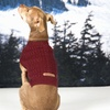 Eddie Bauer Dogs' Cable Sweater
