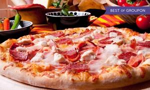 Tasty Restaurant & Pub: Włoskie smaki: dowolna pizza 42 cm od 19,99 zł i więcej opcji w Tasty Restaurant & Pub (do -54%)