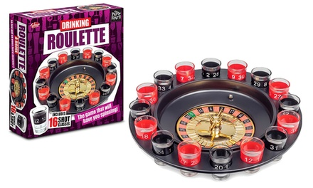 One or Two Tobar Drinking Roulette Games