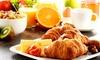 Exklusives Frühstück