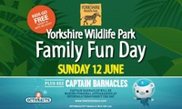 Entry For Two Adults and Up to Six Children to Family Fun Day at Doncaster Racecourse, Sunday 12 June (50% Off)