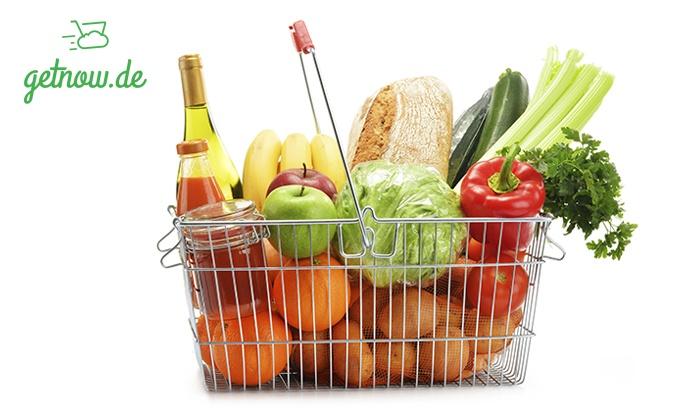 getnow: Wertgutschein über 50 € anrechenbar auf das gesamte Sortiment des Online-Supermarkts getnow.de
