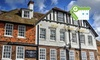 The Hope Anchor Hotel - Rye: Rye: Small Double, Twin, Deluxe Double, Four Poster, or King Size Room for Two with Breakfast at The Hope Anchor Hotel