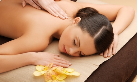 60-Minute Therapeutic Massage from Relax & Revive (40% Off)