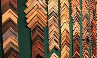 image for $100 Value Towards Custom <strong>Framing</strong> at Outrageous <strong>Framing</strong> (61% Off)