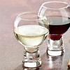 Durobor Bubble Base Wine Glasses