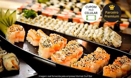 aafc5e145 Mormaii Surf Bar – Asa Norte: rodízio de sushi e pratos quentes todos os  dias ...