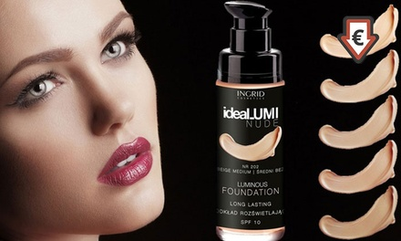 Ingrid IdeaLumi Illuminating Make-up mit LSF (bis zu 68% sparen*)