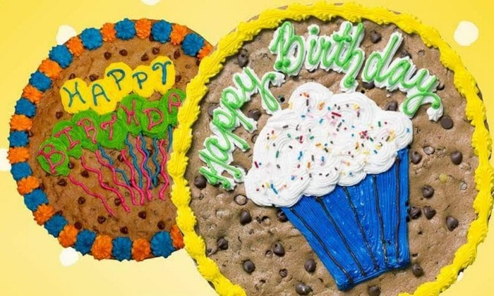 Nestlé Toll House Café by Chip - Nestle Tollhouse Cafe - Lynnwood (Alderwood Mall): One Dozen Cookies or a 15-Inch Cookie Cake at Nestlé Toll House Café by Chip (Up to 40% Off)