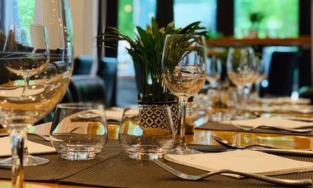 Menu fraîcheur en 3 services pour 2 personnes dès 39 € au restaurant La Scène Brasserie