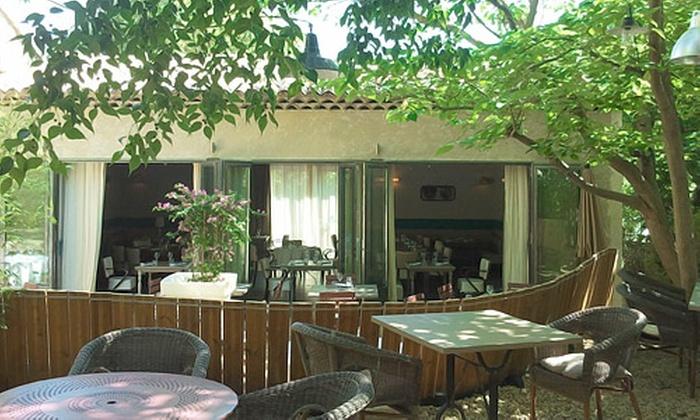 Restaurant Gastronomique Eygalieres