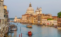 ✈ Venice: 2 or 3 Nights with Return Flights*