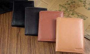 1 ou 2 portefeuilles cuir Akzent