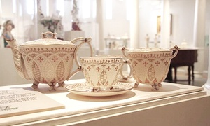 Lightner Museum: Visit for Two or Four to Lightner Museum (Up to 50% Off)