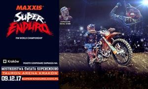 SuperEnduro: Od 69 zł: bilet na wydarzenie Mistrzostwa Świata Super Enduro (do -30%)