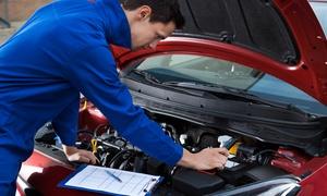 Careservice srl: Tagliando per auto di diverse cilindrate con in più ricarica climatizzatore da 59,90 €