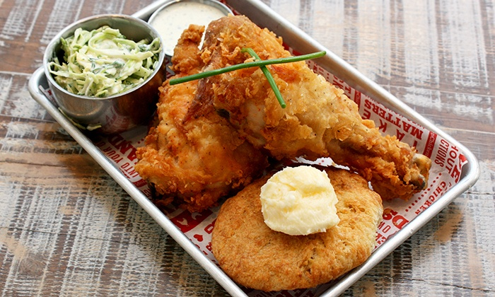Proposition Chicken - Central North San Francisco: $19 for $30 Worth of Free-Range Chicken and Housemade Sides at Proposition Chicken
