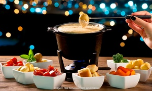 Indaiá Restaurante: #GreenWeek – Itapema:fondue de 4 queijos e chocolate todos os dias para 2 pessoas