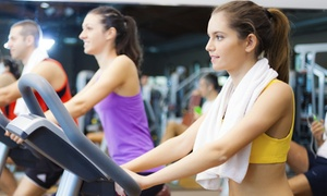 Metropolis Fitness & Spa: 10 or 20 Spinning Classes at Metropolis Fitness & Spa (Up to 51% Off)
