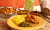 Mayura Indian Grill & Bar - Northwest District: $11 for $20 Worth of Indian Cuisine and Drinks at Mayura Indian Grill & Bar