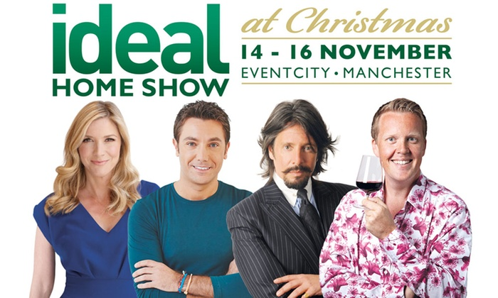 Awesome The Ideal Home Show At Christmas ...