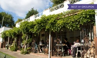 Afternoon Tea for Two or Four at La Petite Petanque (Up to 50% Off)