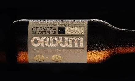 Visita guiada a la Fábrica Cervezas Ordum con cata para 2 o 4 (hasta 62% de descuento)